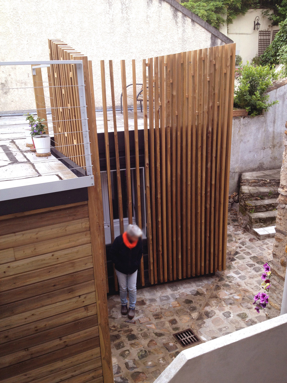 Atelier Prevost architectes - reamenagement d'une maison a Saint prix