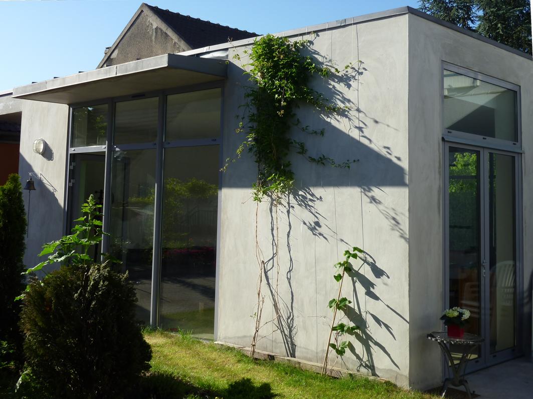 Atelier Prevost architectes - Chambres d'hotes a Sannois