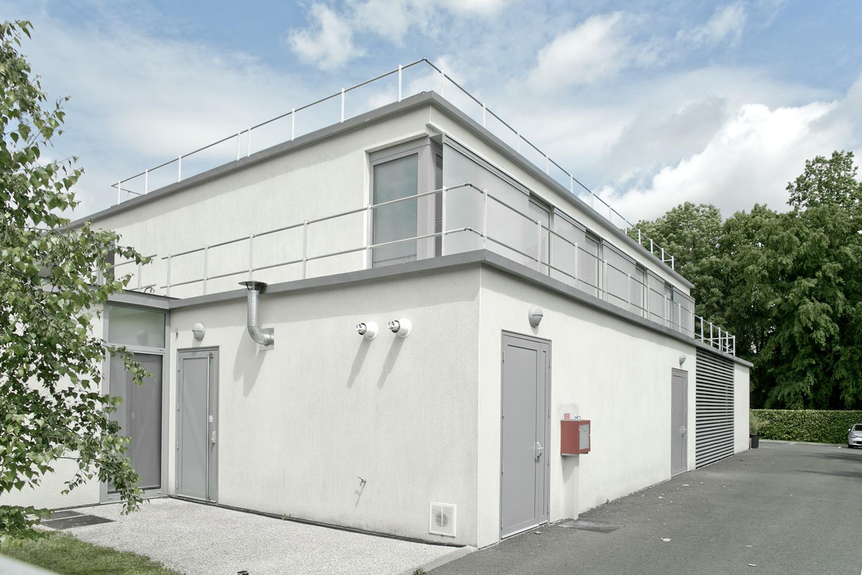Atelier Prevost architectes - clinique veterinaire de l'Isle-adam