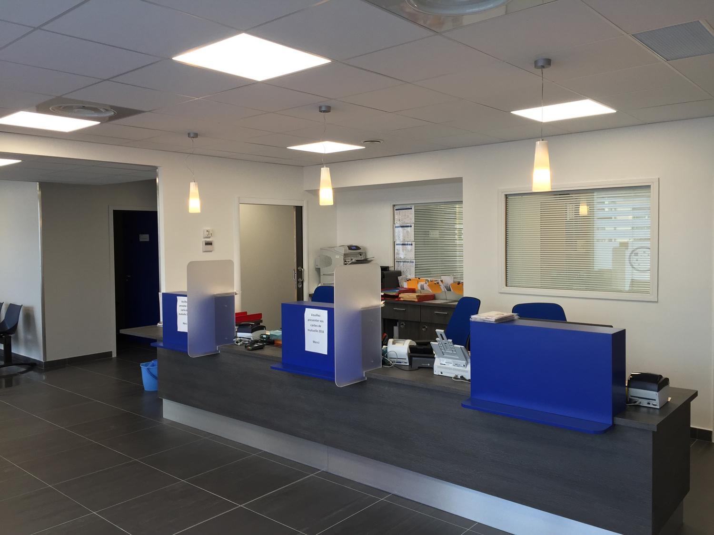 Atelier Prevost, architectes - Aménagement des laboratoires Biofutur