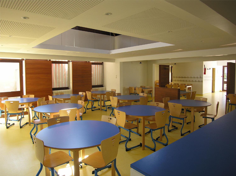 Atelier Prevost, architectes - Restaurant scolaire de l'école de Cassan