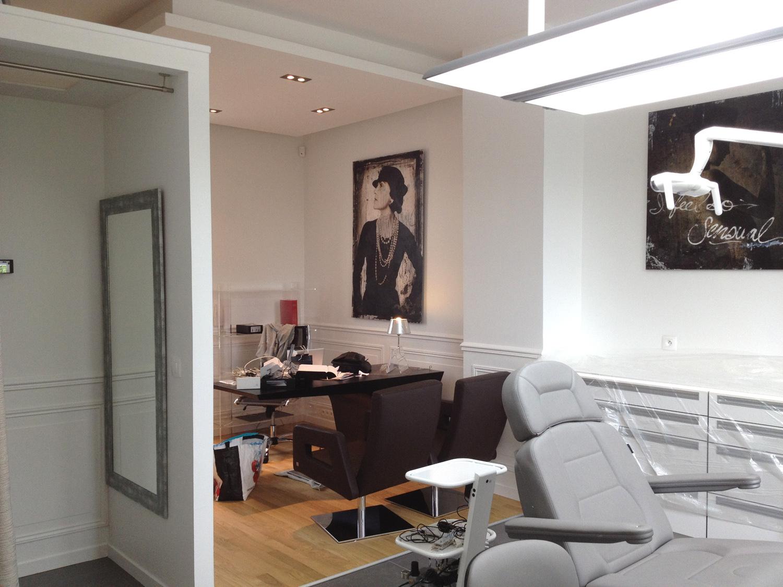 Atelier Prevost, architectes - Cabinet de medecine esthetique