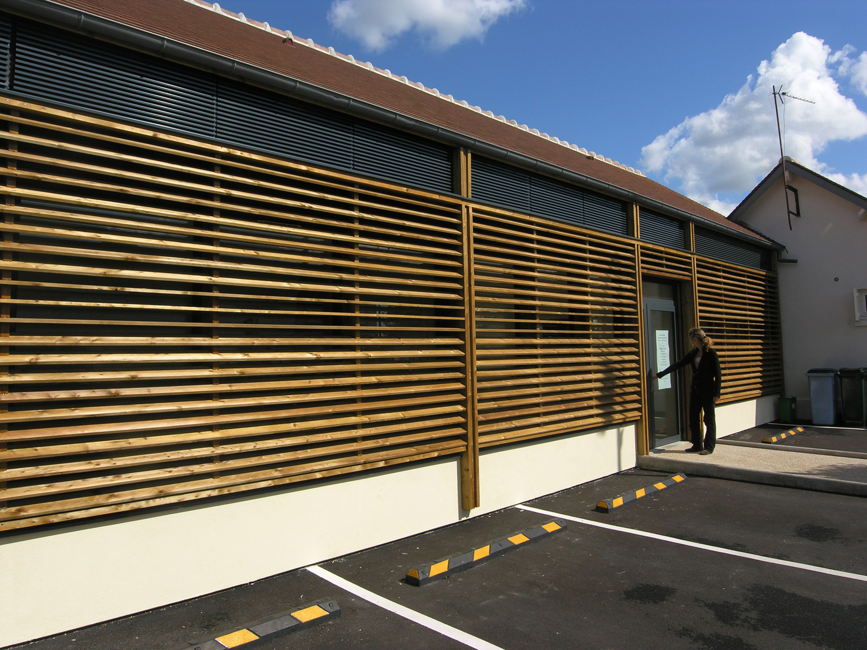 Atelier Prevost architectes - Maison médicale à Champagne