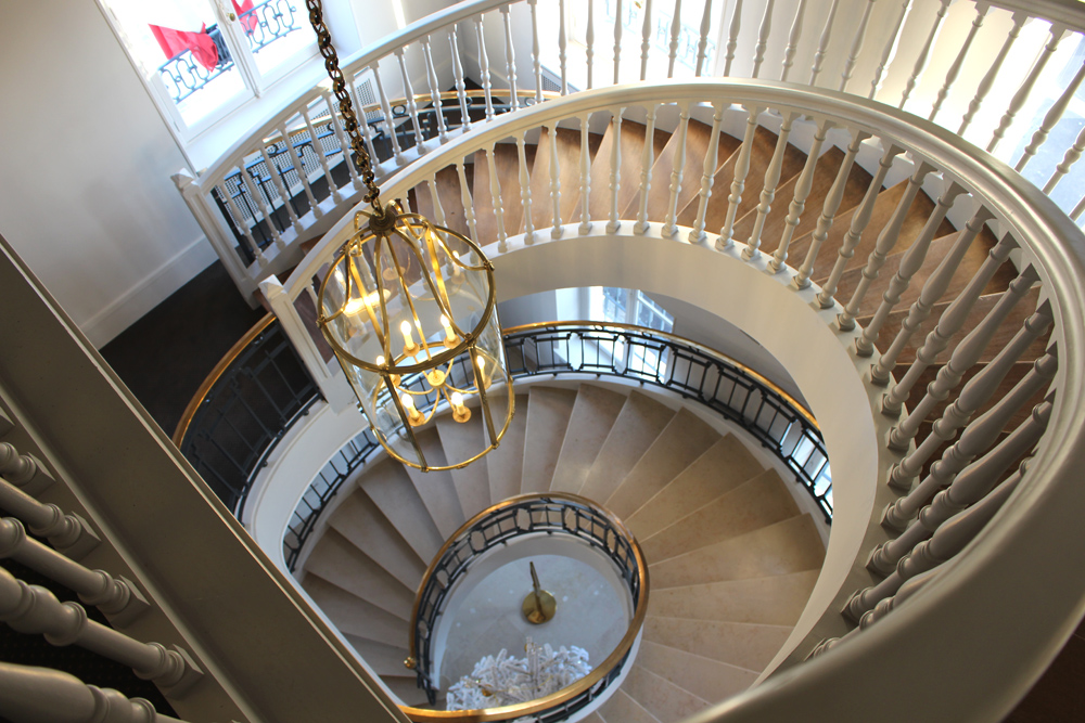 Atelier Prevost architectes - Hotel de ville de l'Auvers-sur-Oise