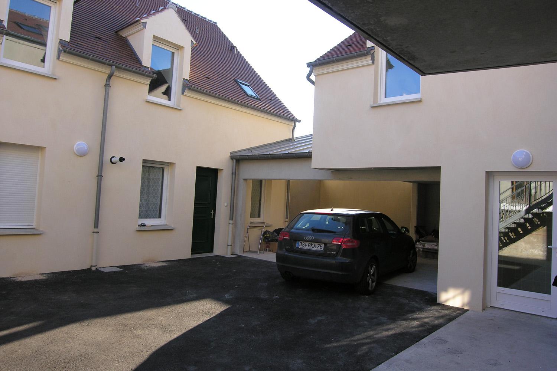Atelier Prevost architectes - 7 logements sociaux à Beaumont-sur-Oise