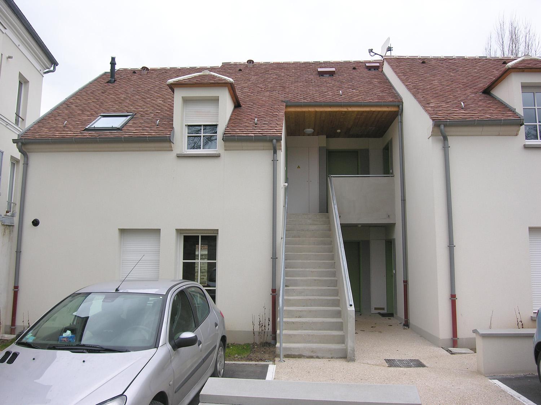 Atelier Prevost architectes - 9 logements sociaux à Auvers-sur-Oise