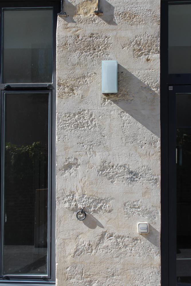 Atelier Prevost architectes -Rehabilitation d'une forge pour la création de logements sociaux à Auvers sur Oise