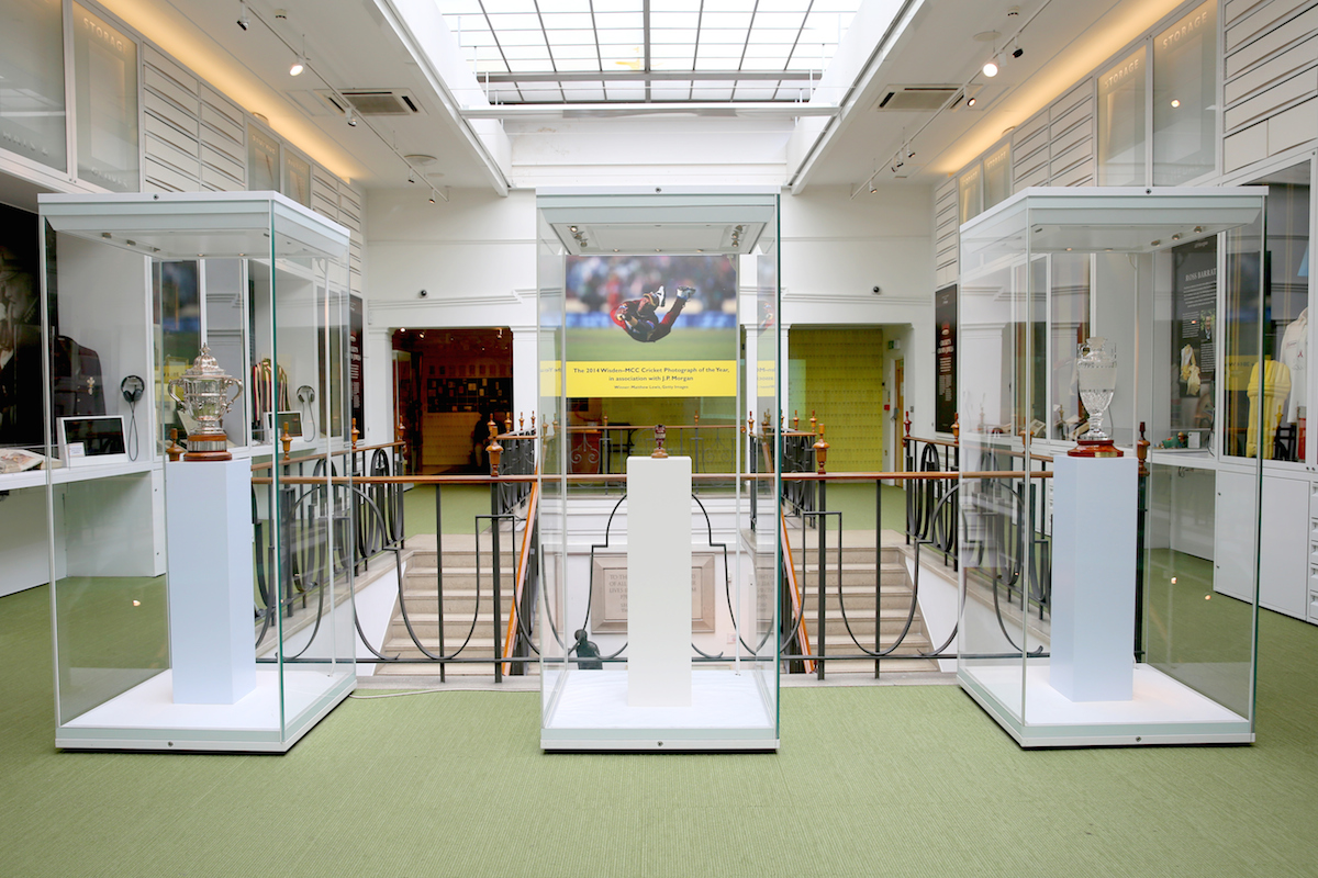 The history of the Club, and of the game of cricket, generally, are showcased in the MCC Museum, where some of the game's most historic artefacts housed in state-of-the-art displays and exhibitions
