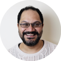 Timothy Pereira  | Ark Team Leader  Timothy is our project coördinator. He is also a bit of a science nerd. If he's not thinking about how best to help those in need, you can find him sharing nuggets of science-y wisdom with others!