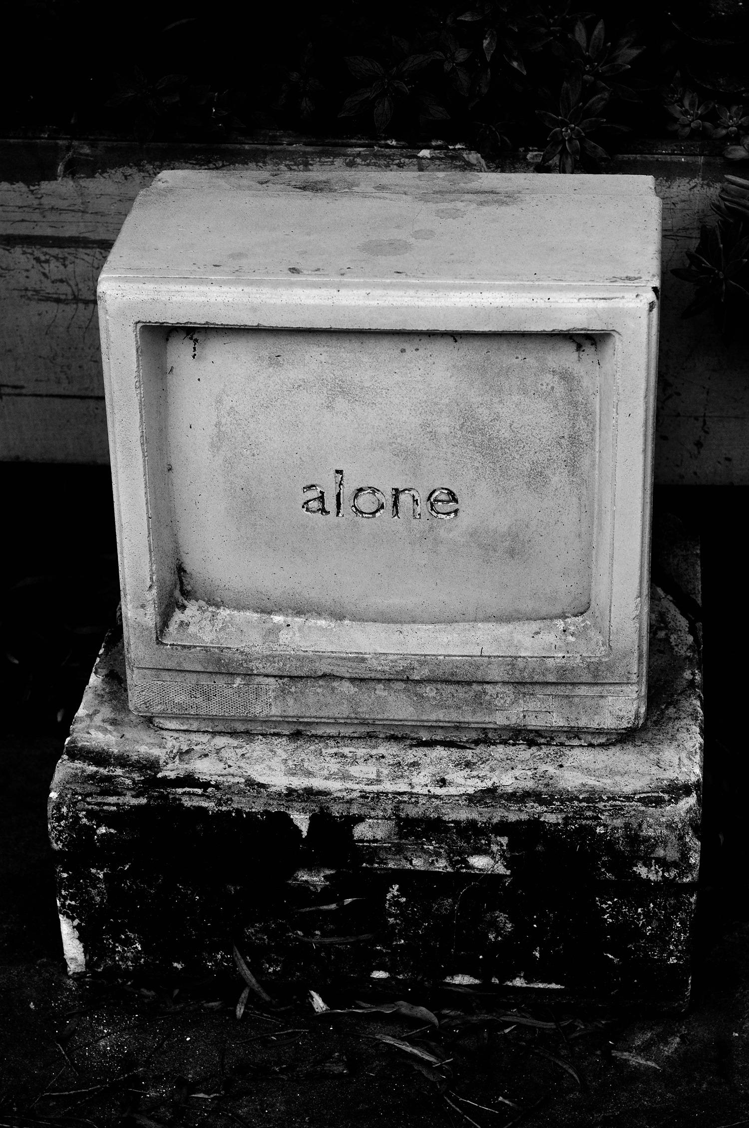 Alone, Sydney, Australia, 2012