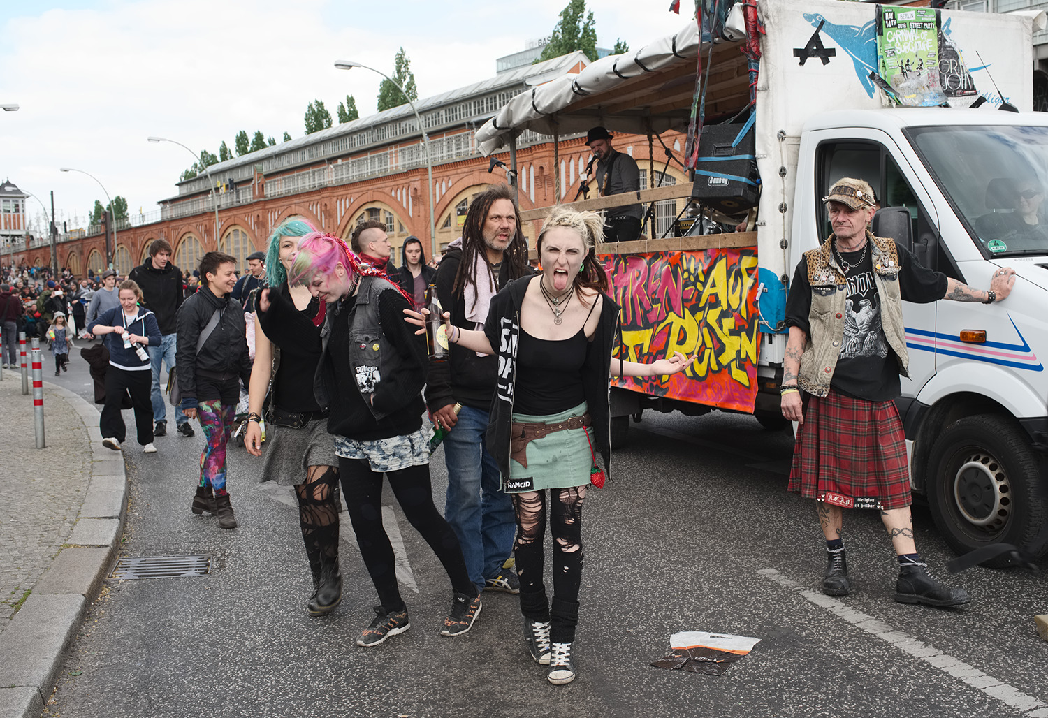 Carnival of Subculture  , Berlin, 2016