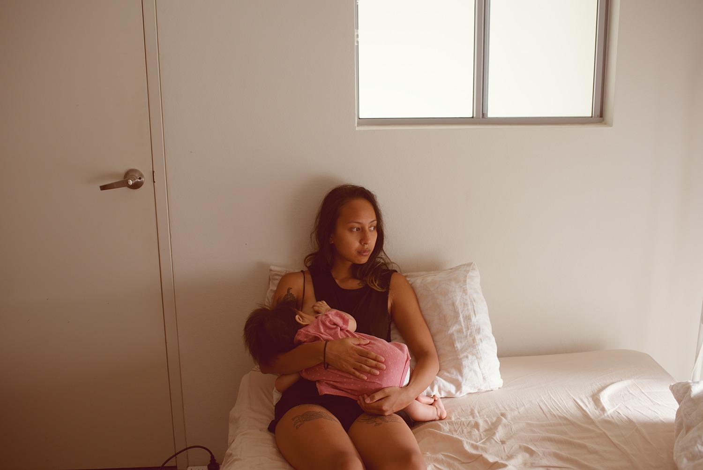 Aisyiyah breastfeeding Marley  , 2017