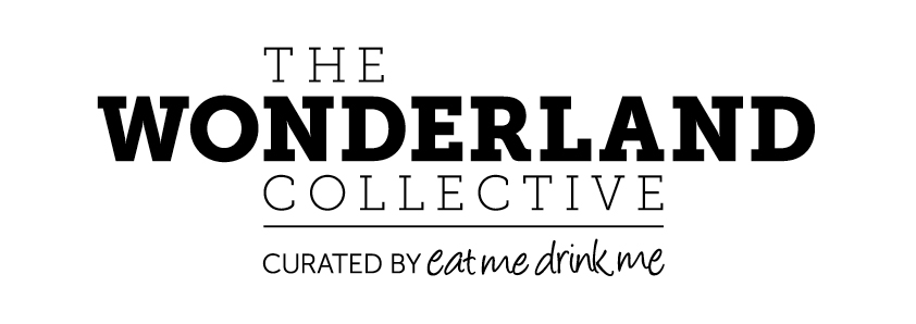The Wonderland Collective curated by eat me drink me