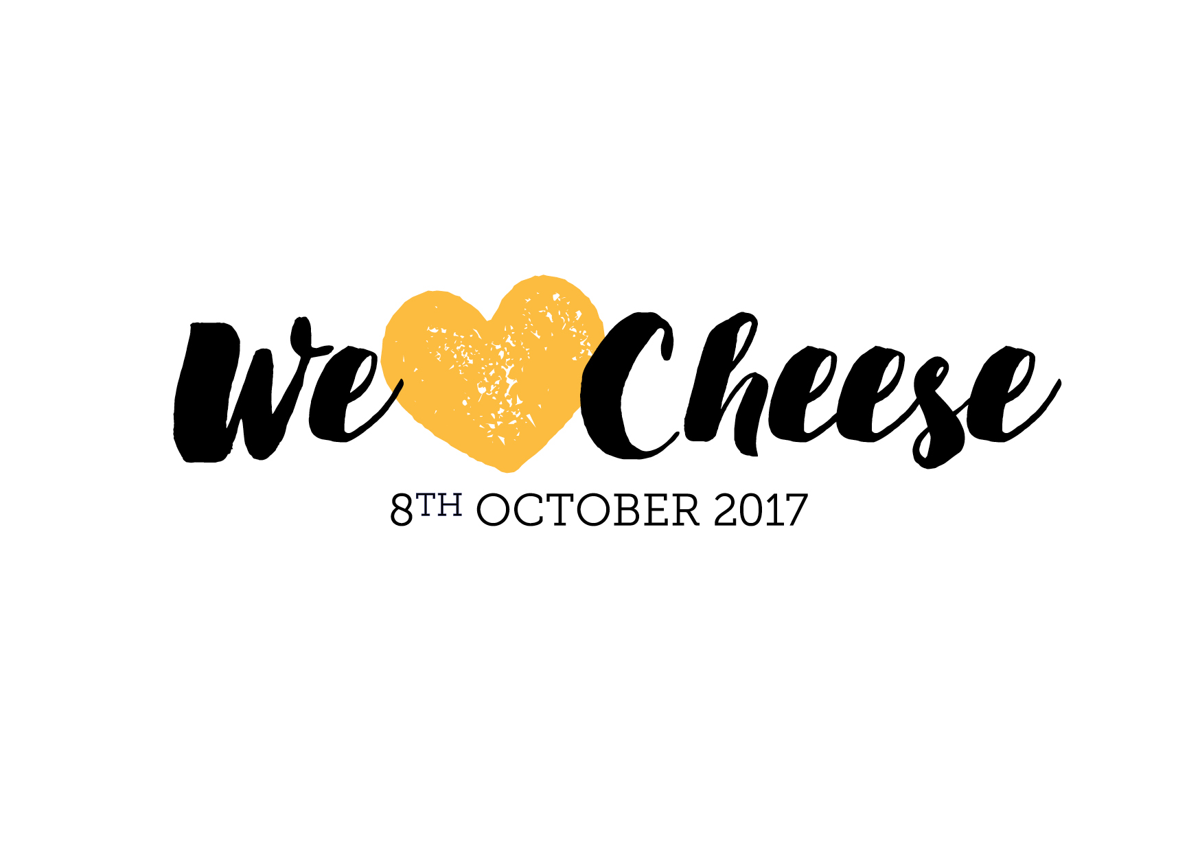 We Love Cheese - 8th October