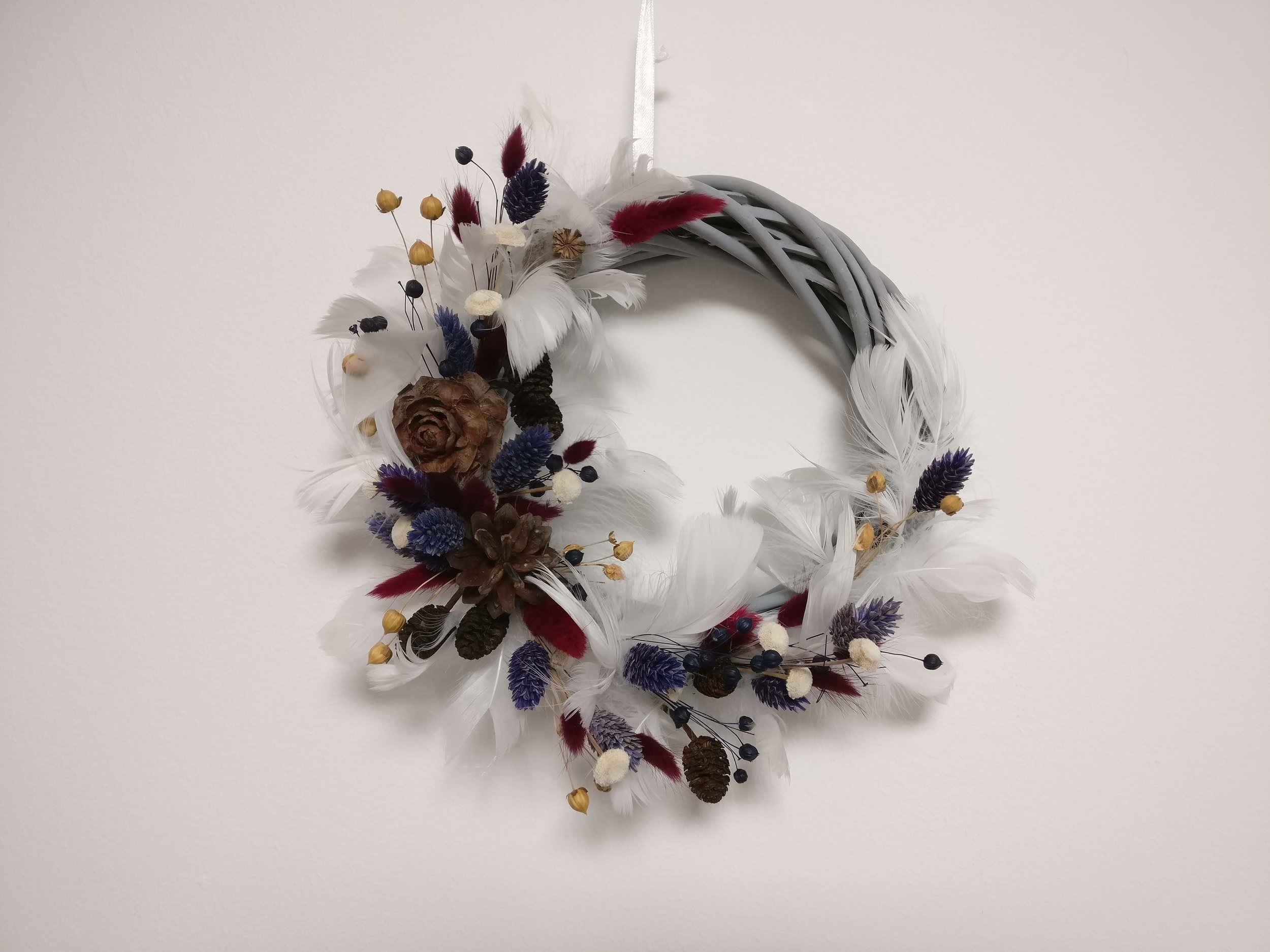 - Bunchilia Floral Design15th DecemberHandmade floral accessories. Need a Christmas wreath still? You'll find one here.
