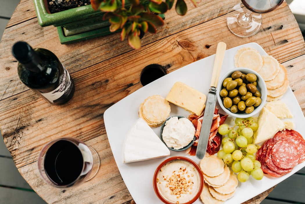 14:00-14:45:How to put together the perfect cheese board - Learn how to put together a perfect board, taste some interesting matches (we'll be switching Port for English Cassis with the blue), how to shop and store cheese, with ideas for any leftovers.BOOK NOW