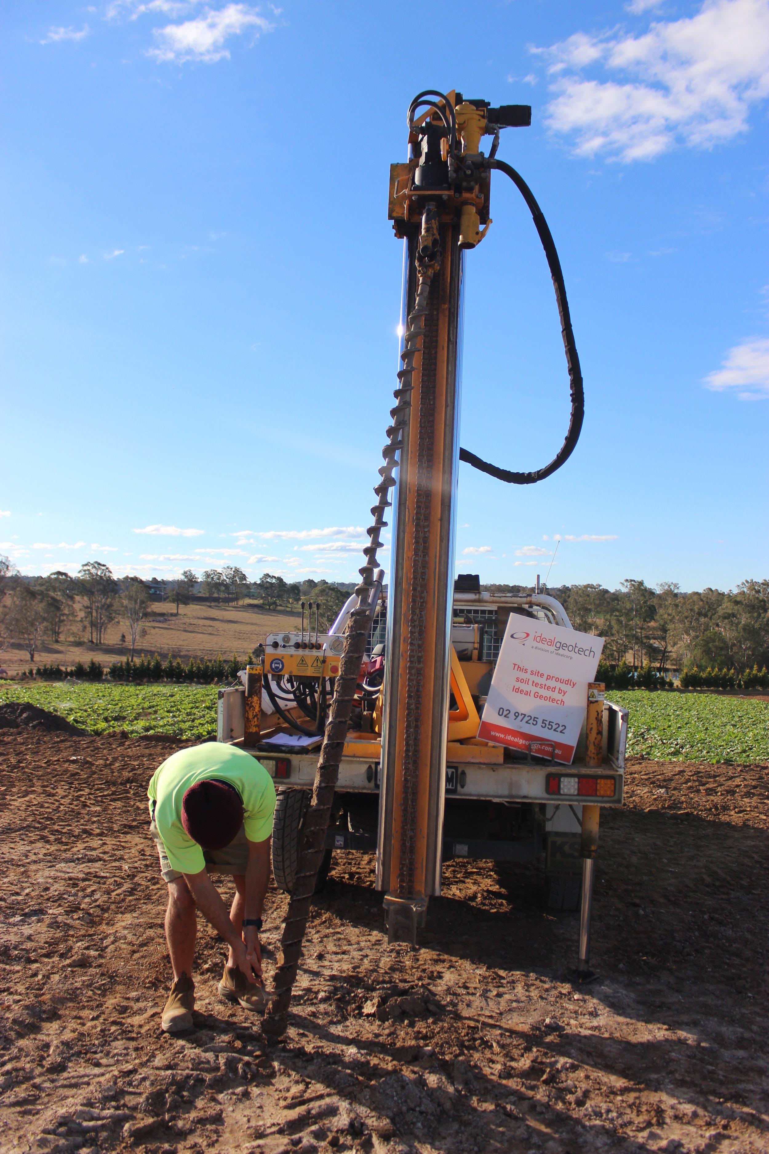 Ideal Geotech - Field & Lab Soil Testing