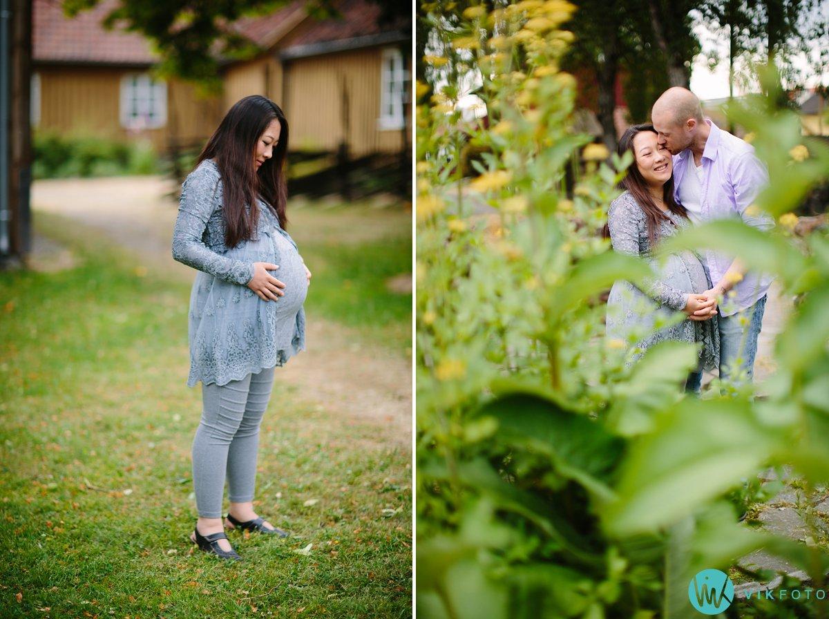 11-gravidfotografering-gravidmage-utendørs-gravidbilde