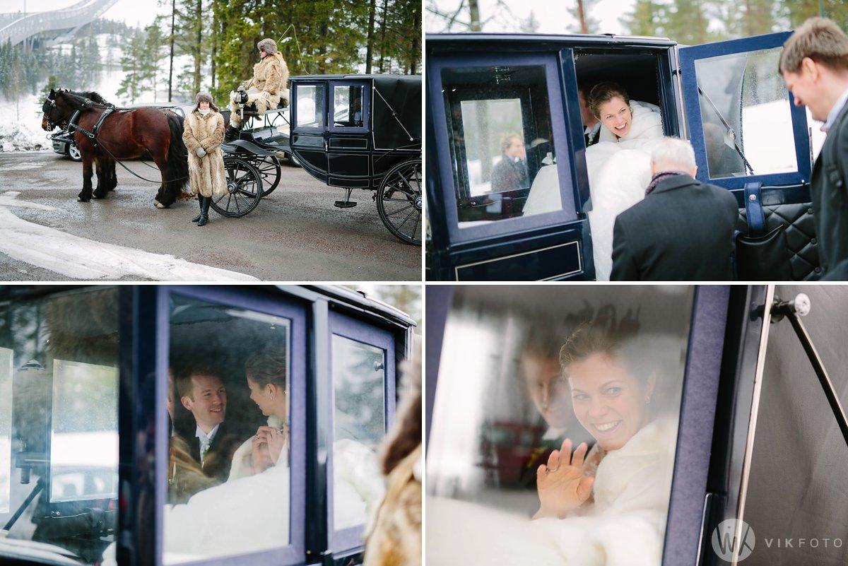 27-vinterbryllup-bryllupsbilde-frognerseteren-brudepar