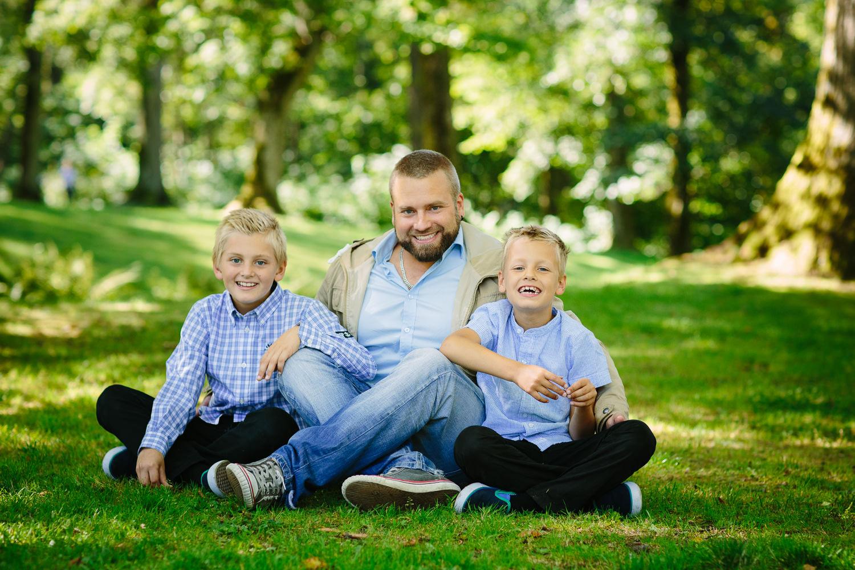 Familiefotografering pris