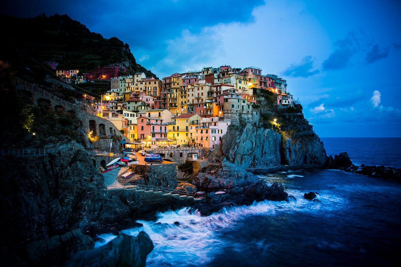 Manarola, Cinque Terre i Italia