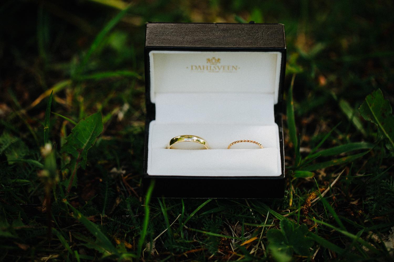 Brudeparets ringer