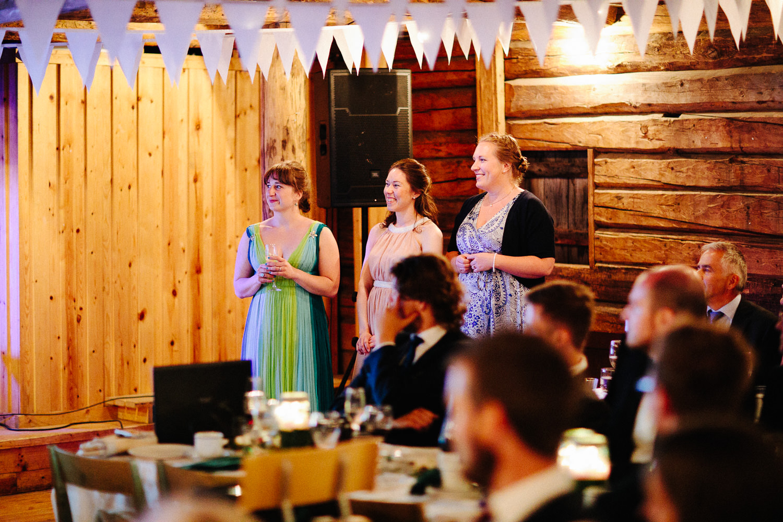 Tale i bryllup