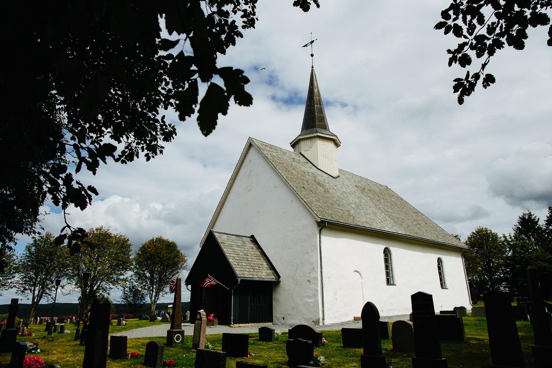 Bryllup i Rokke kirke, Halden