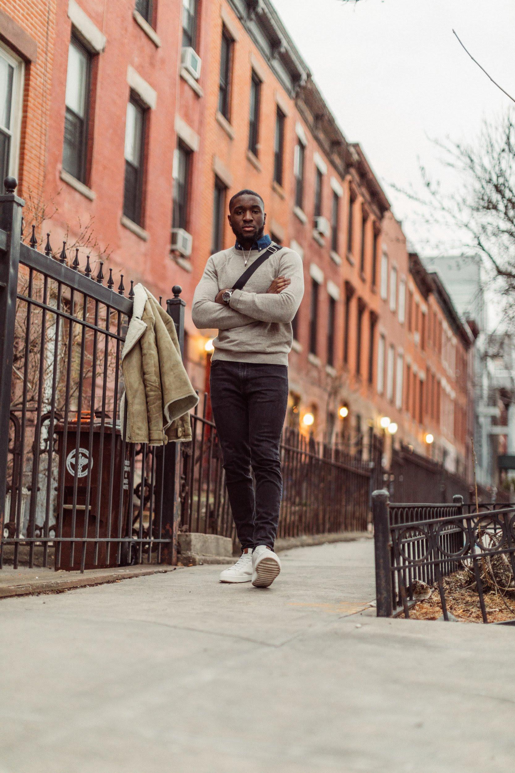 Daryl Wilson - Model in NYC