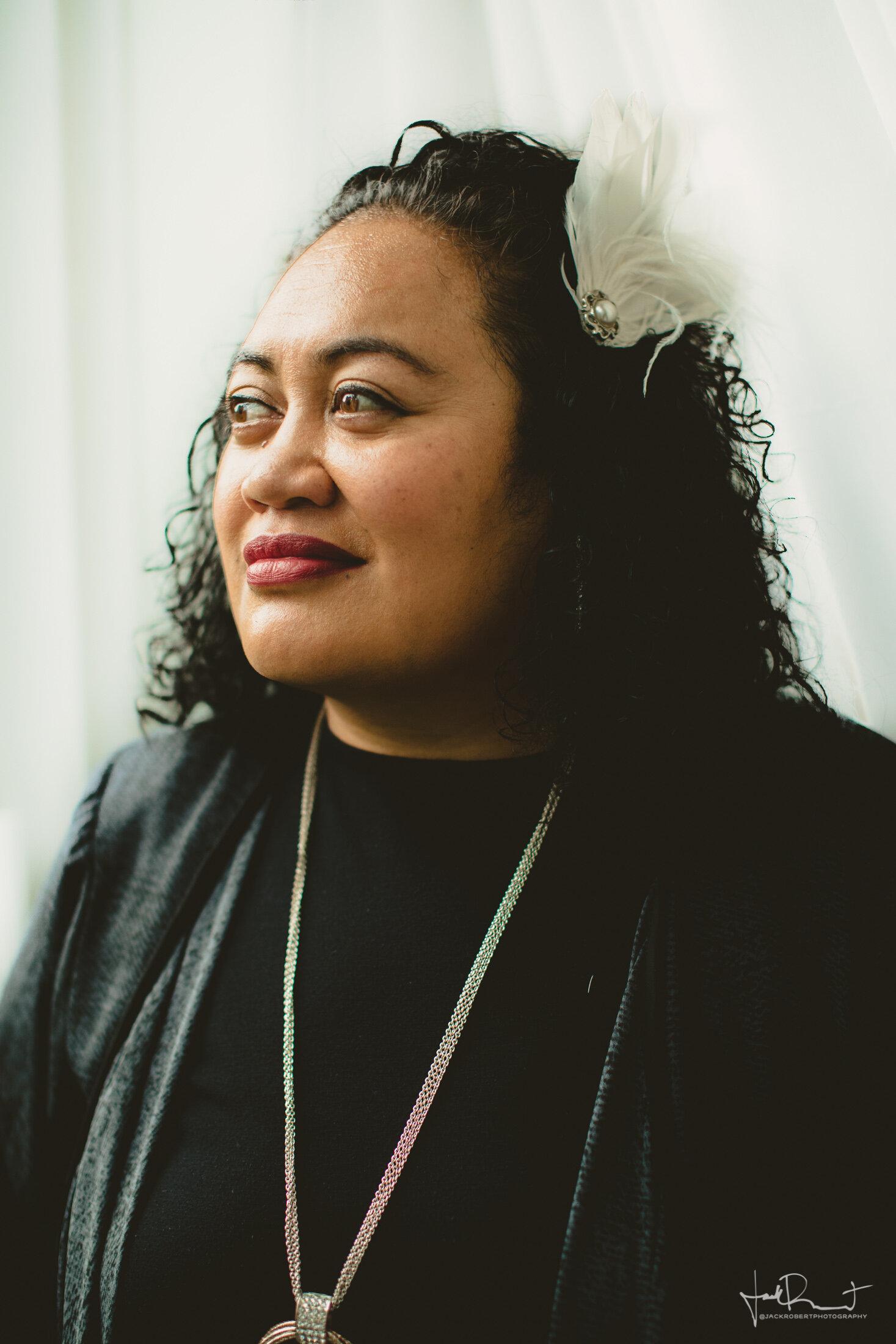 Portrait Session - International Award Winning Opera Singer Aivale Cole - London, United Kingdom  - Jack Robert Photography