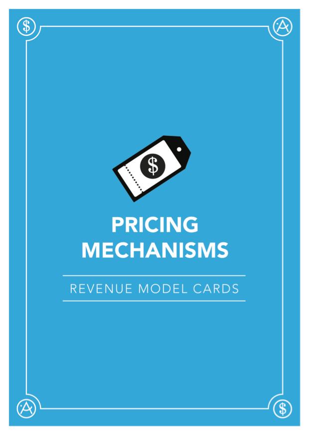 Card Deck: Revenue Model Examples