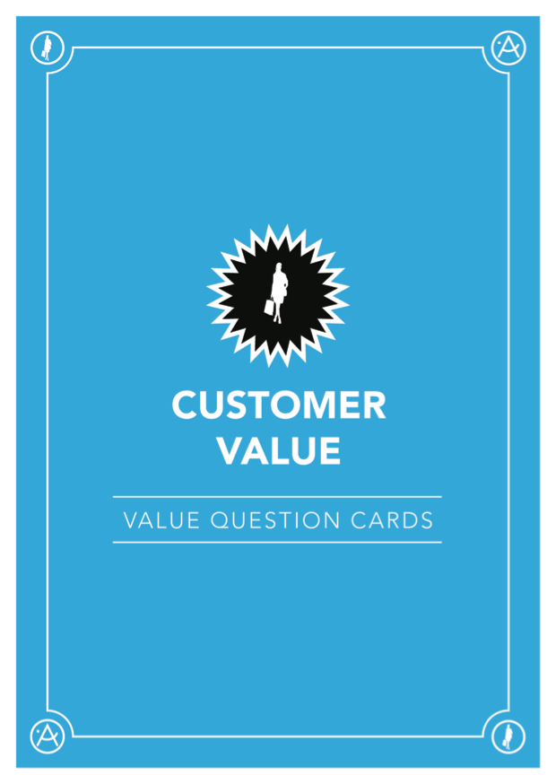 Card Deck: Value Question Cards
