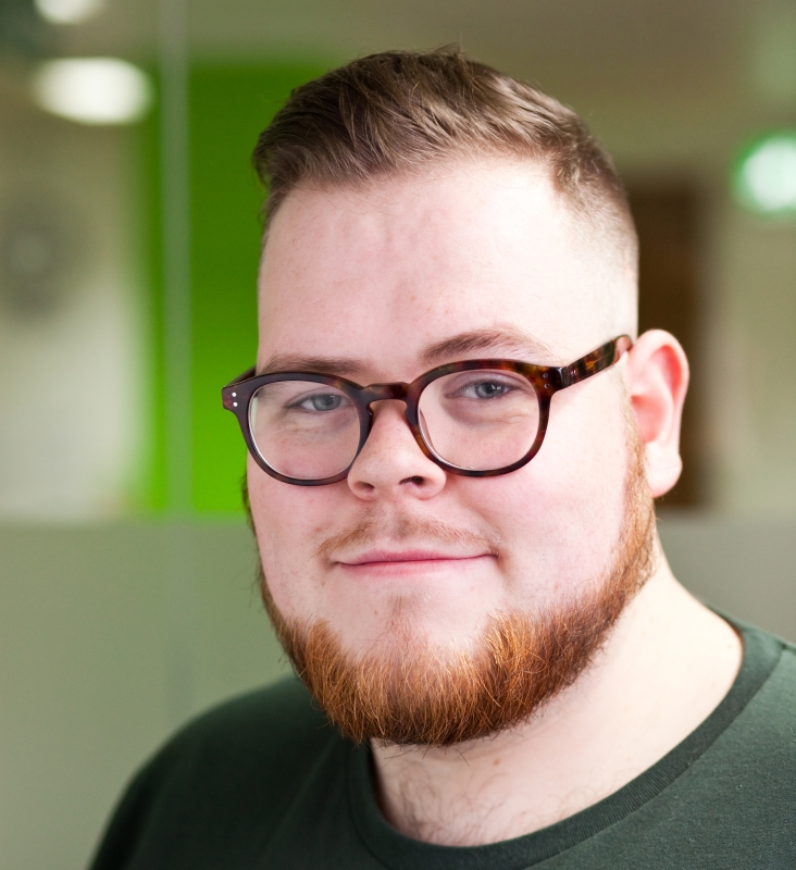 Meet Freddie - Product Owner at SpektrixCo-running a session on how focusing on desired outcomes can help you deliver more value through changeFavourite Leeds Haunt? Laynes Espresso ☕