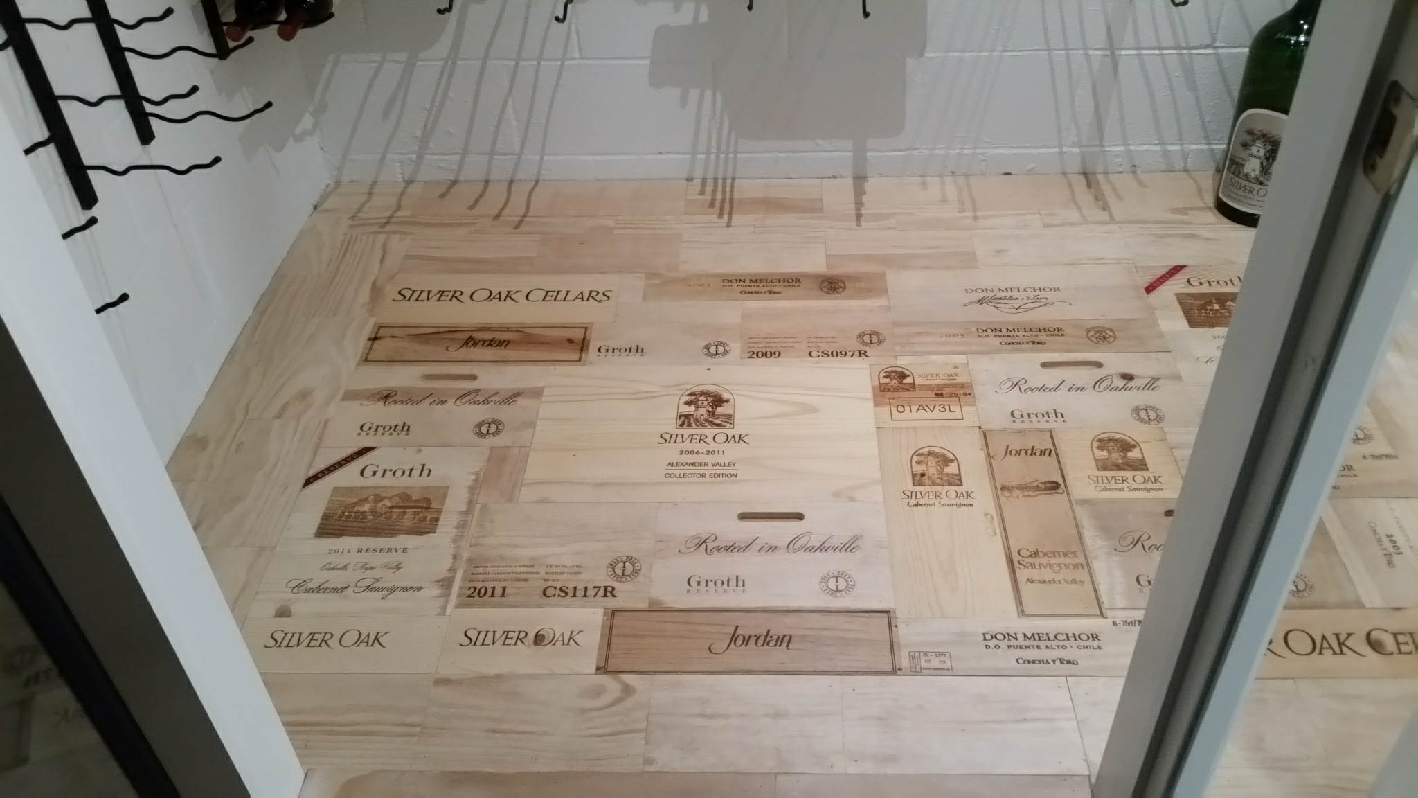 Wine Box Floor