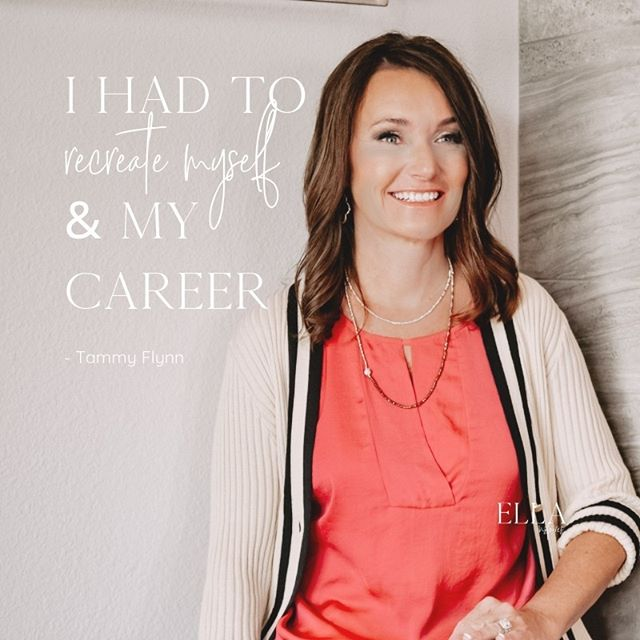 """I wasn't putting family first as my parents had shown me. Sure, I was helping to provide a wonderful home, but I wasn't present for my boys. I came to the realization that I needed a career change that would allow me to help provide for my family, give me the personal career that I craved, and take an active part in raising our two sweet boys. I knew that I couldn't stay at home without some sort of outside career. I envy those that can do that. I needed to know that I had something that was still mine.  It was such a hard transition; I didn't know the first thing about starting a real estate business and if I could really do what was needed to be successful. I had to recreate myself and my career."" -- @tammyflynn1 . . . Follow Tammy's inspiring story in the July issue of ELLA Inspires magazine. Link in bio!"