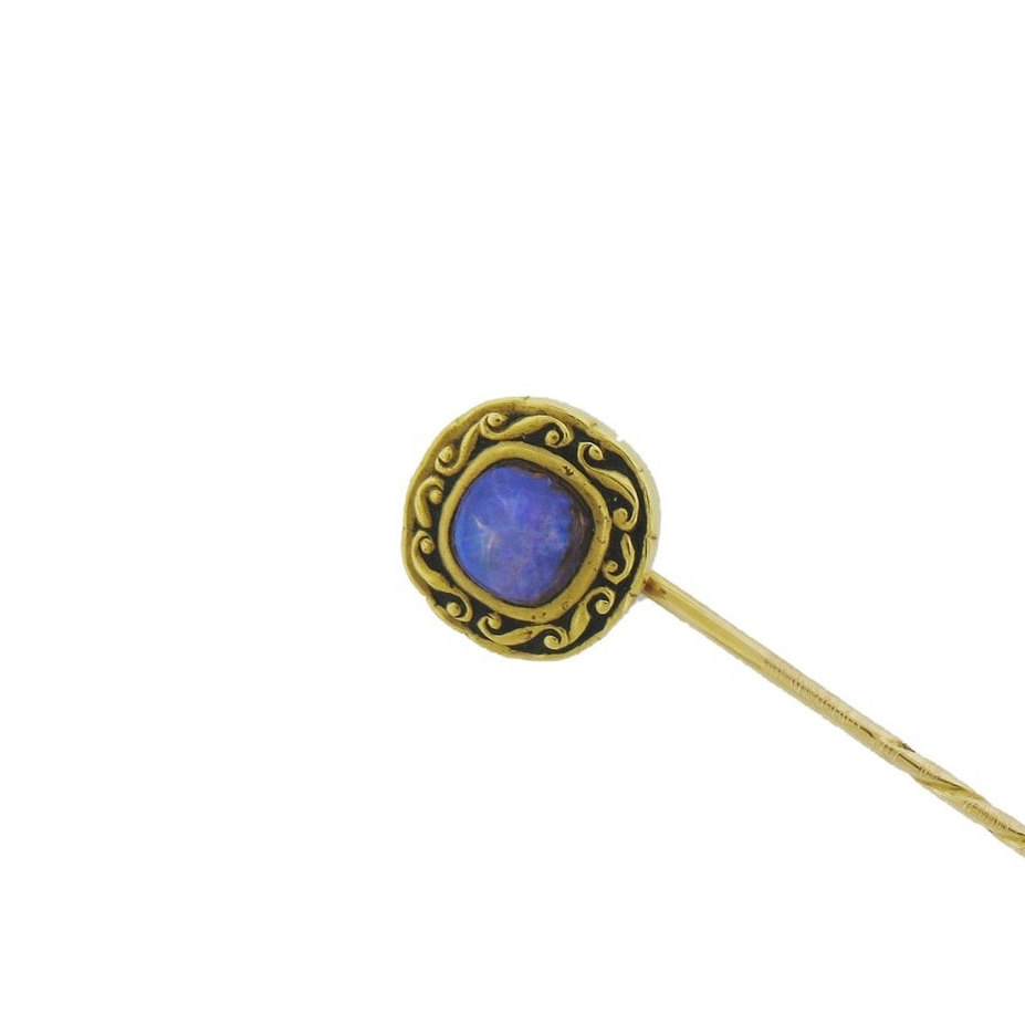Marcus & Co. Opal Stick Pin