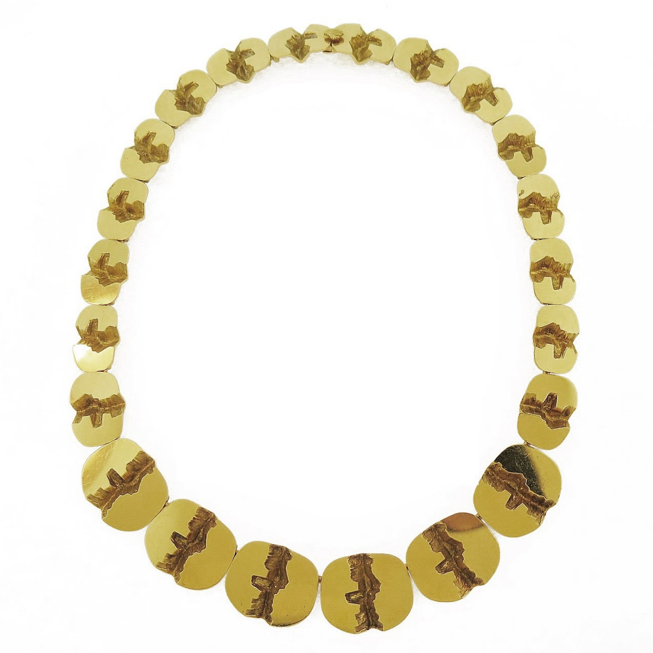 "Gubelin ""Grand Canyon"" Necklace"
