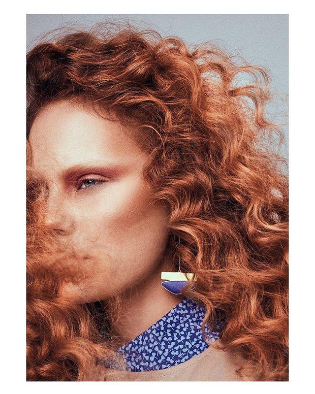 Beauty 💙 @amalie.borch.nygaard #bronzedforthegods #beauty #makeup #dausell