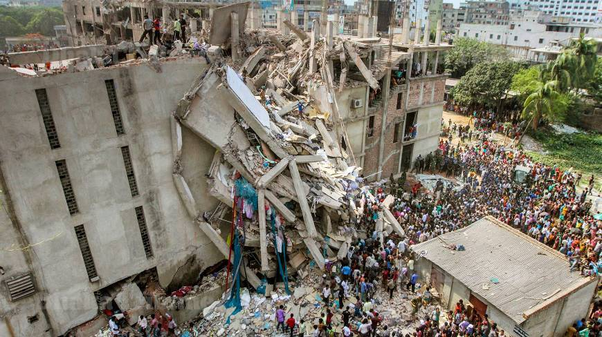 Rana Plaza, the worst disaster in the history of the garment industry, which killed 1,134 people was a wake-up call for the global fashion industry