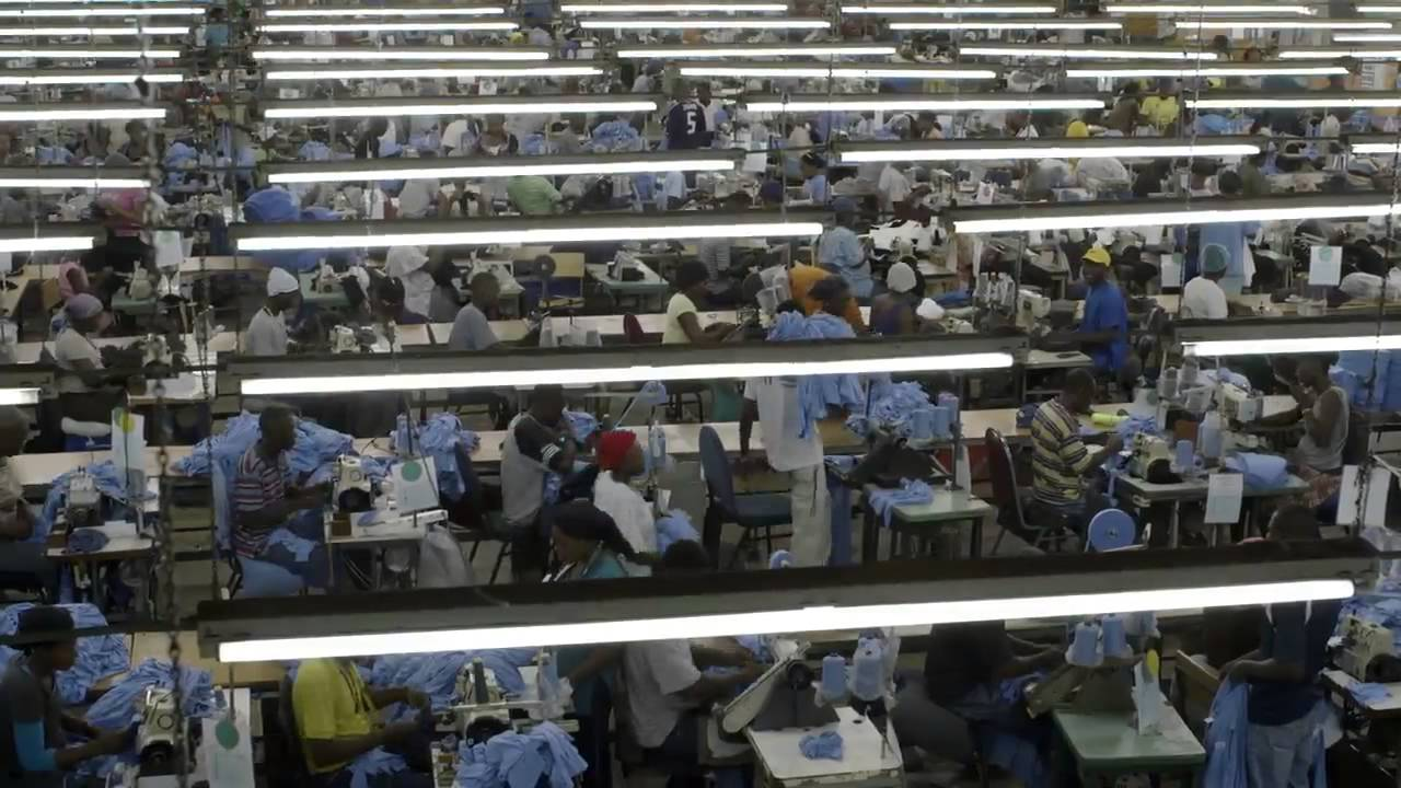 Hidden in the price tags of our clothes are high human and environmental costs. Image:  Youtube screengrab