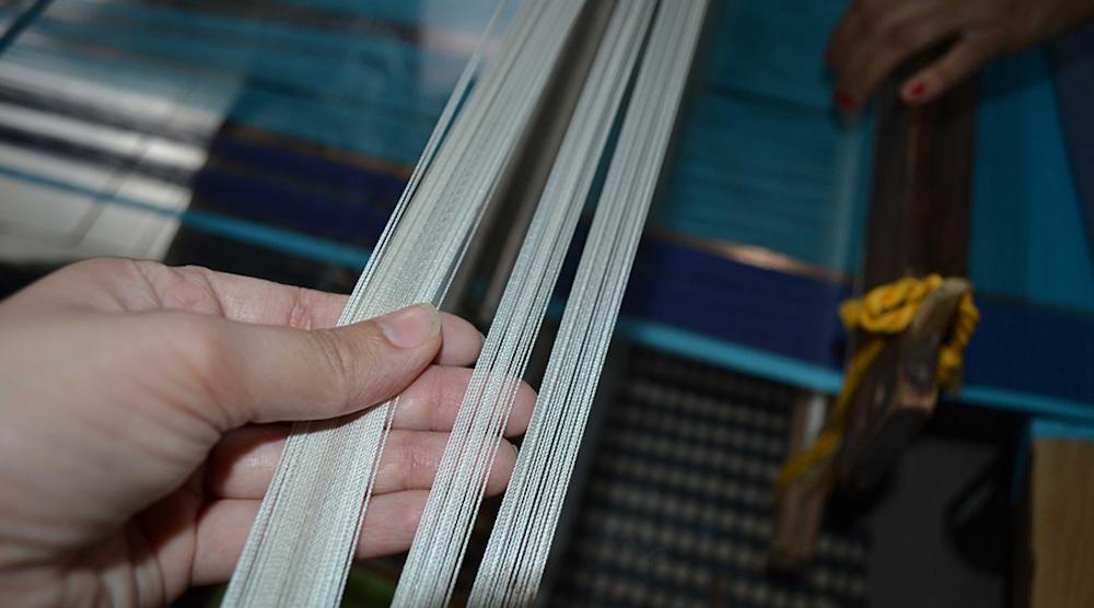 Muslin weaving in Vardhaman, West Bengal  Source