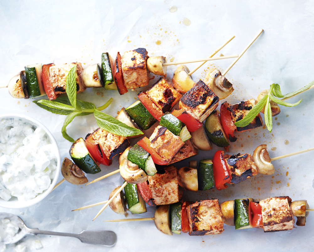 Plant-based protein, like tofu, is far better for the planet and your body, the study shows.  Source