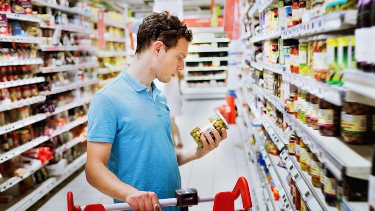 Consumers have access to fairly complete information on food labels.