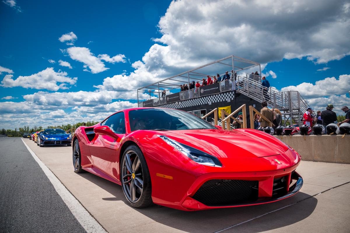 Ferrari New York