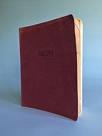 My first notebook