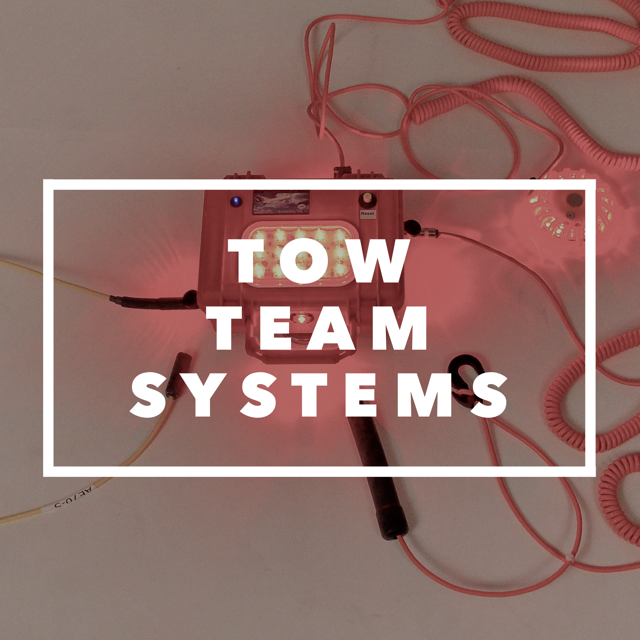 Tow Team Warning Systems