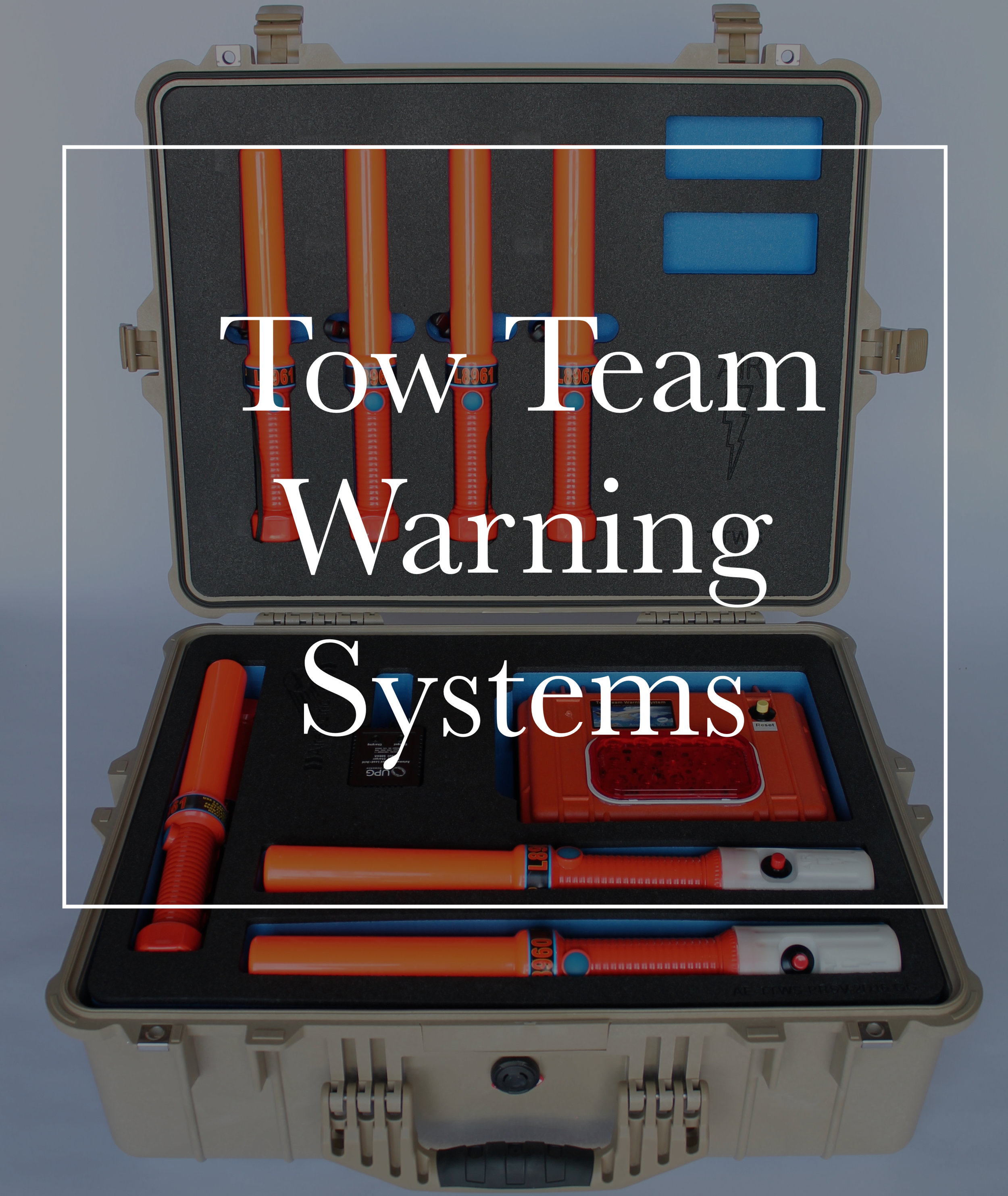 Tow Team Warning System - The Tow Team Warning System® makes it easy to protect your investments and your reputation while moving valuable aircraft and equipment safely and without damage.Click to learn how you can put this system to work in your everyday movement of aircraft!