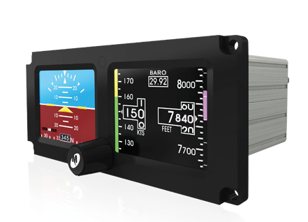 Meet SAM - Standby Attitude Module for your aircraft!This unit is a 2-inch Attitude, Altitude, Airspeed, Slip, Vertical Trend, and Heading information display.From single-engine aircraft to jets; this standby instrument has got you covered!