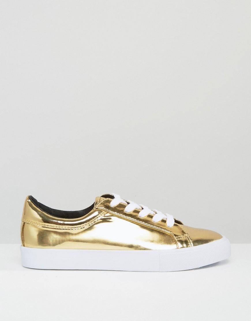 ASOS Diaz Lace Up Sneakers $33