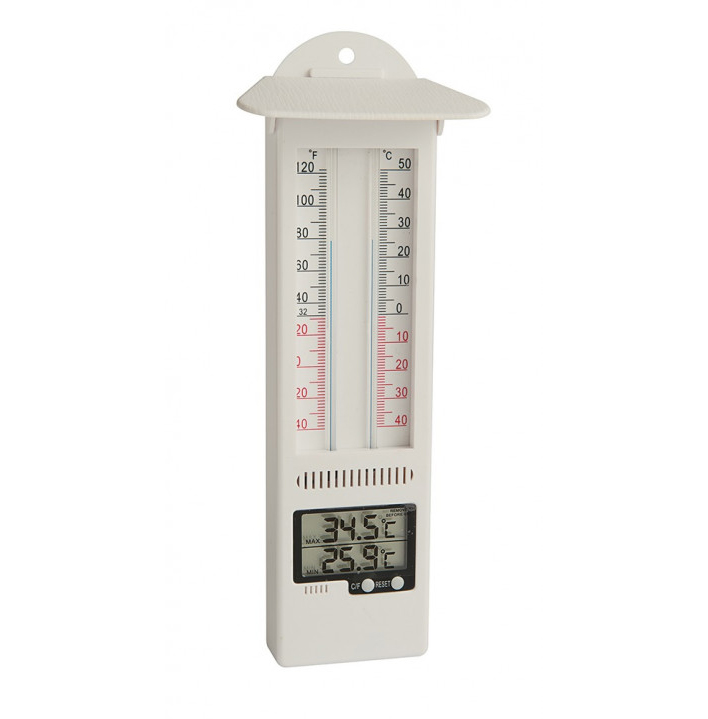 Digital Greenhouse Thermometer